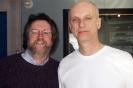 David Bray with Kim Mitchell