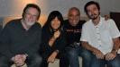 David, Buffy Ste. Marie, Chris & Jim Birkett